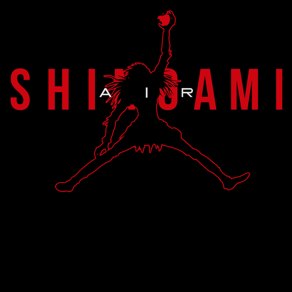 Pop-Up Tee: Air Shinigami