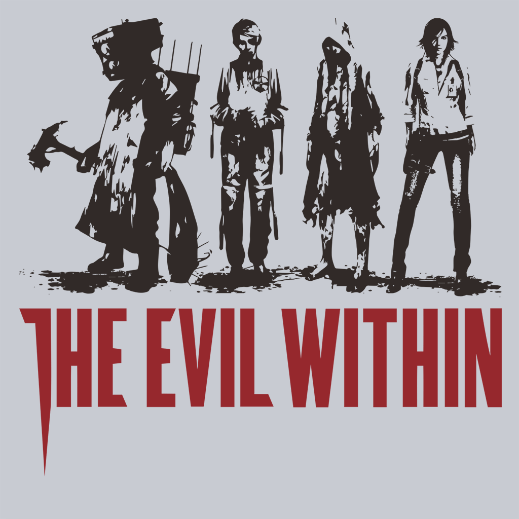 Pop-Up Tee: The Evil Within