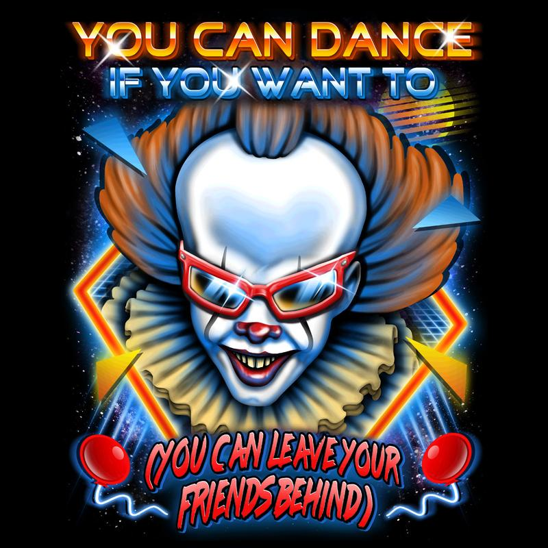Curious Rebel: You Can Dance