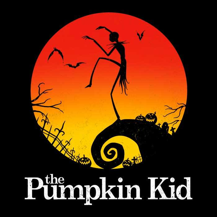 Once Upon a Tee: The Pumpkin Kid