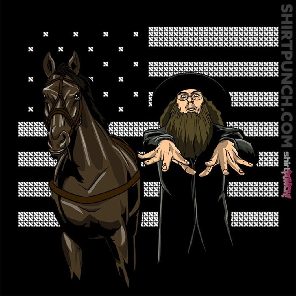 ShirtPunch: Amish 3000