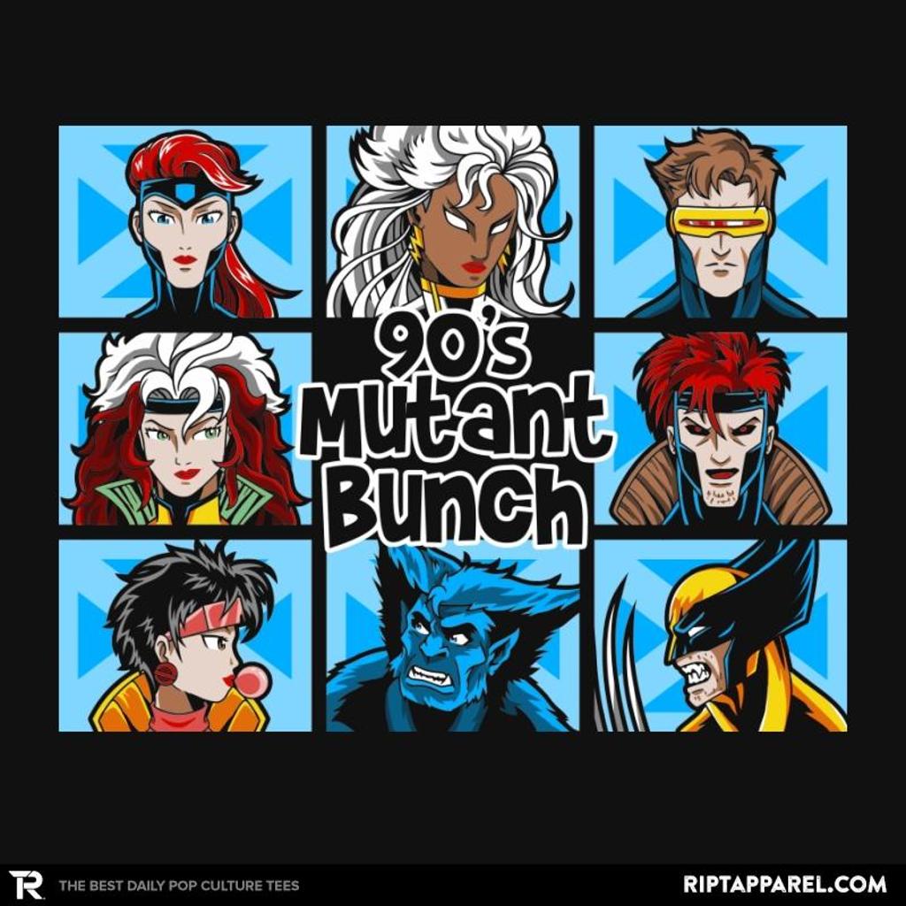 Ript: 90s Mutant Bunch