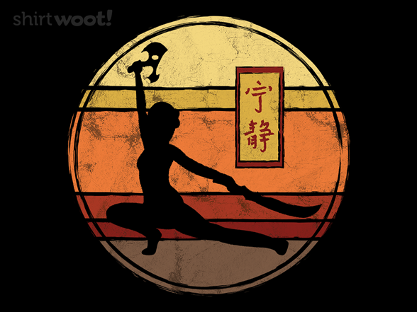 Woot!: Serenity Yoga
