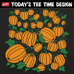 6 Dollar Shirts: Pumpkin Patch