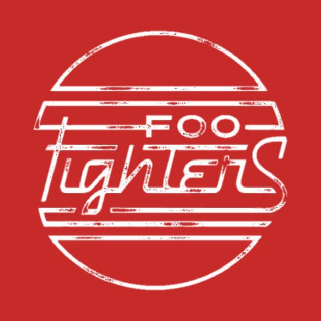 TeePublic: foo fighter