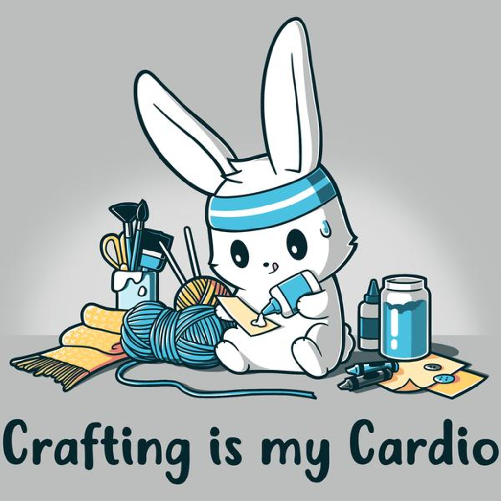 TeeTurtle: Crafting Is My Cardio