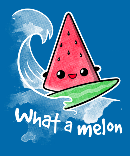 Qwertee: What a melon