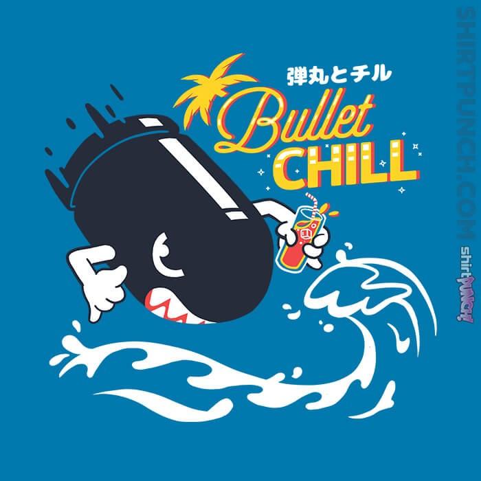 ShirtPunch: Bullet Chill Summer