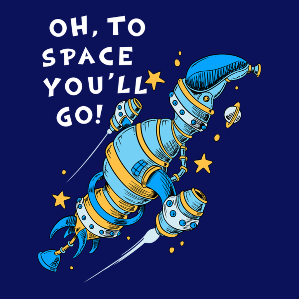 NeatoShop: Oh, To Space!