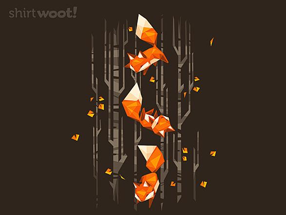 Woot!: Fox Fall