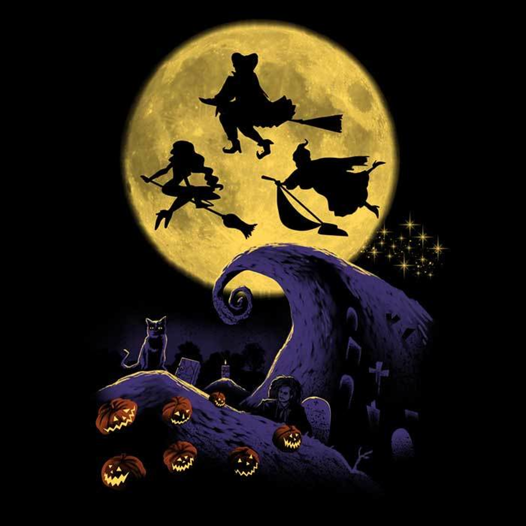 Once Upon a Tee: Nightmare Before Salem