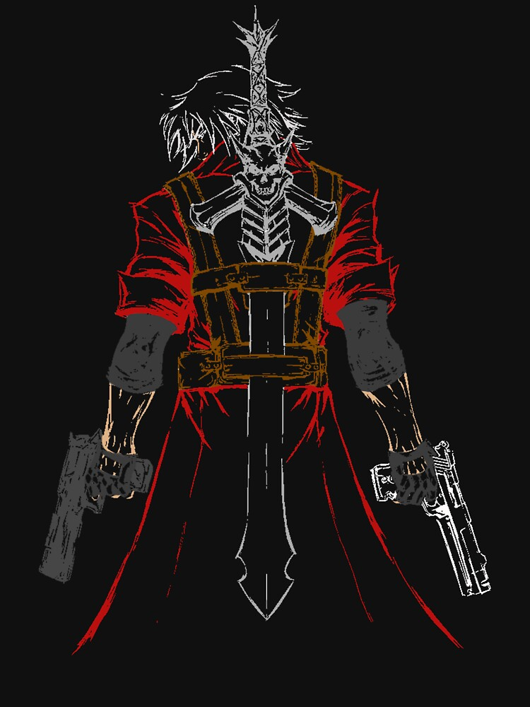 RedBubble: Dante line color
