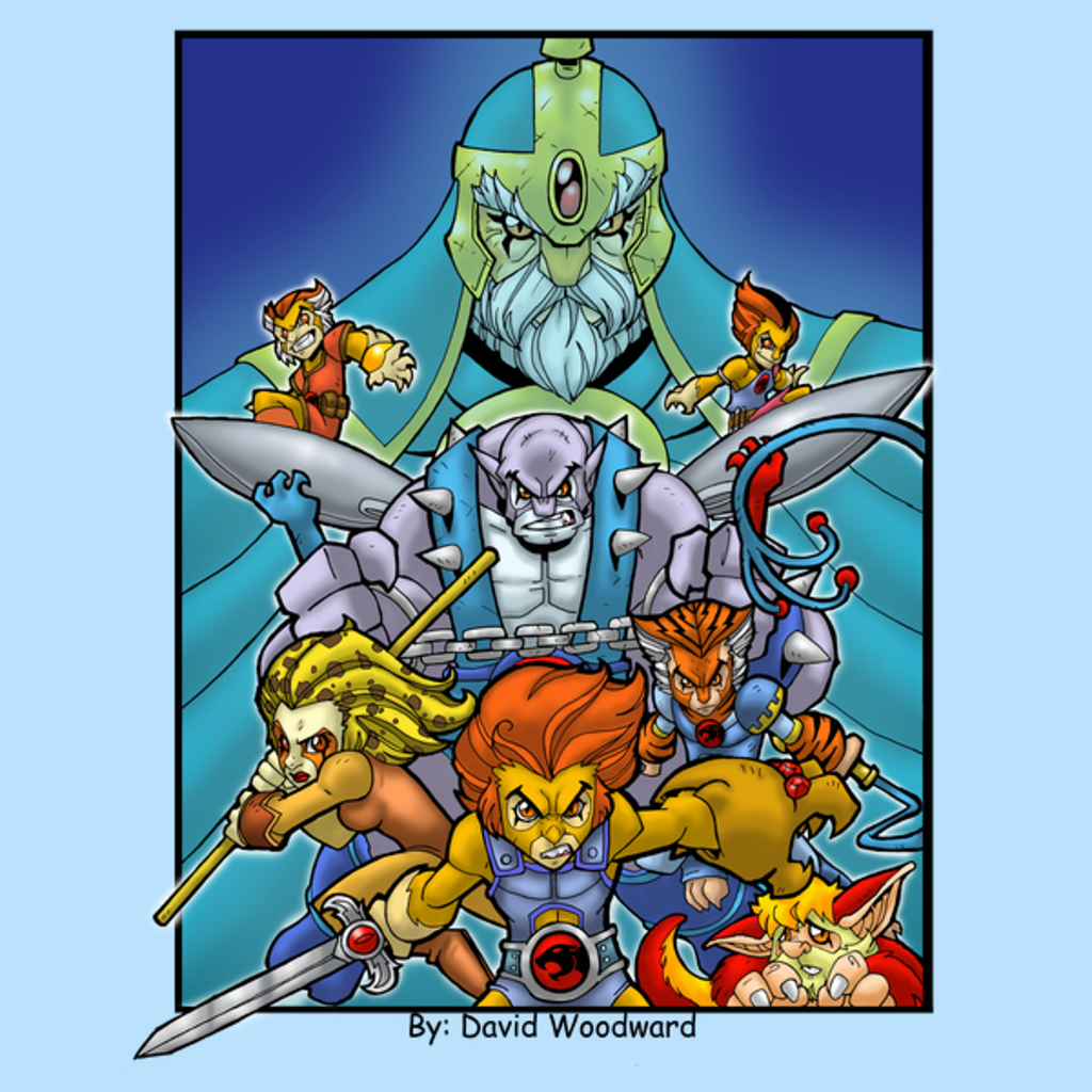 NeatoShop: Thundercats