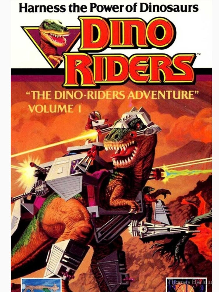 RedBubble: Dino Riders