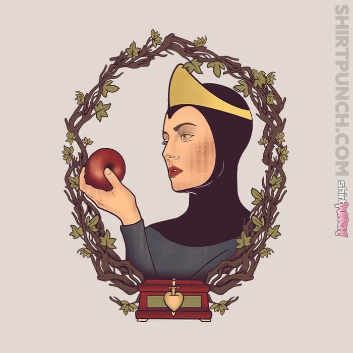 ShirtPunch: The Apple Queen