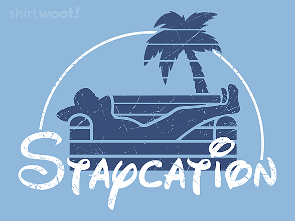 Woot!: Magical Staycation