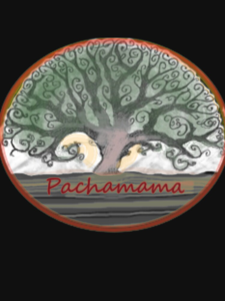 RedBubble: Mother Earth, Pachamama