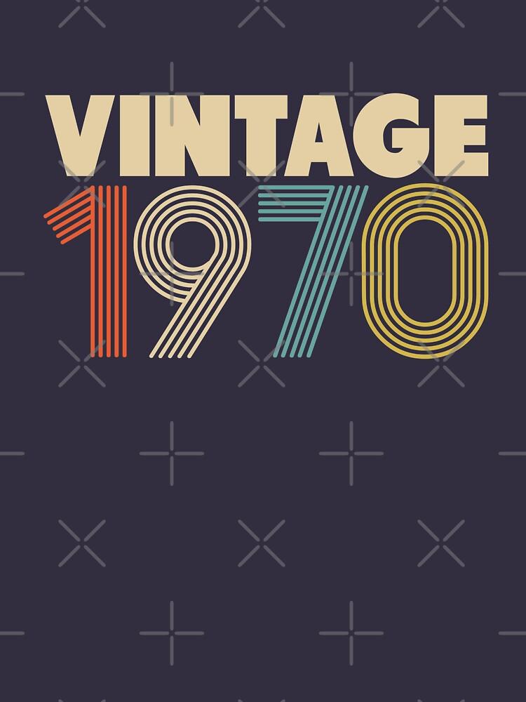 RedBubble: Vintage 1970 - 48th Birthday