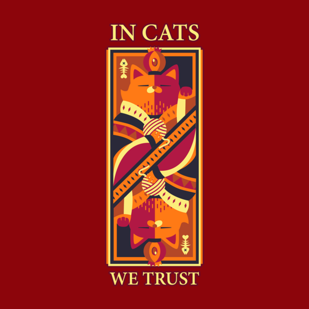 NeatoShop: In Cats We Trust