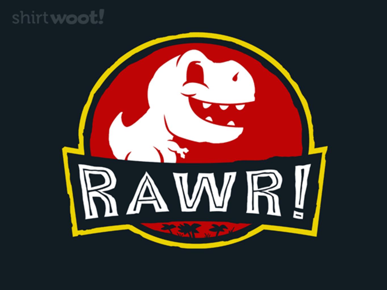 Woot!: RAWR! - $15.00 + Free shipping
