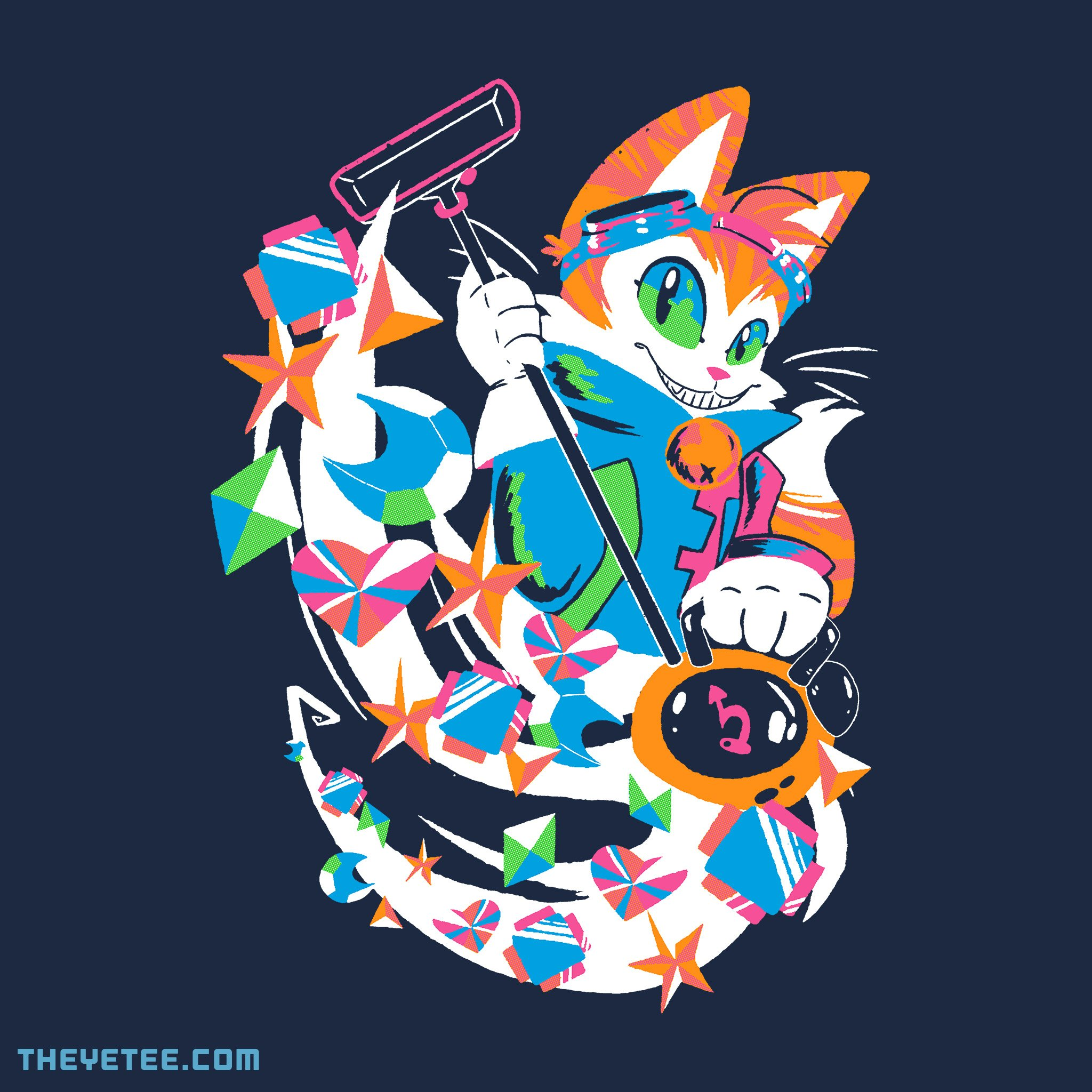 The Yetee: Crystal Sweep