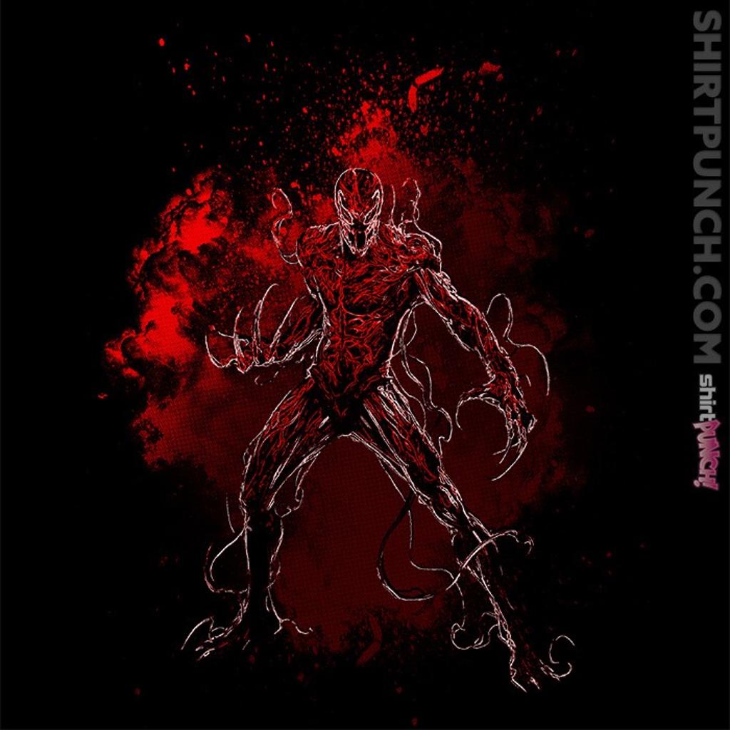 ShirtPunch: Carnage Art