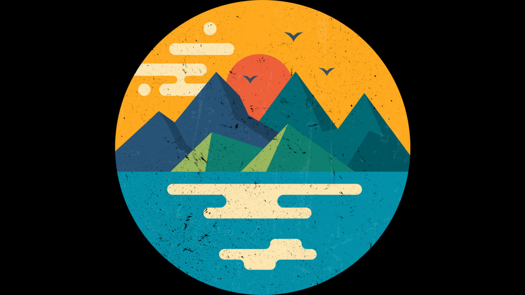 Design by Humans: Mountains
