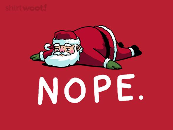 Woot!: A Holiday Nope - $8.00 + $5 standard shipping