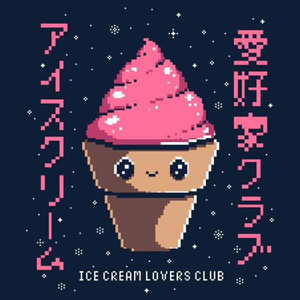 NeatoShop: Ice cream lovers club