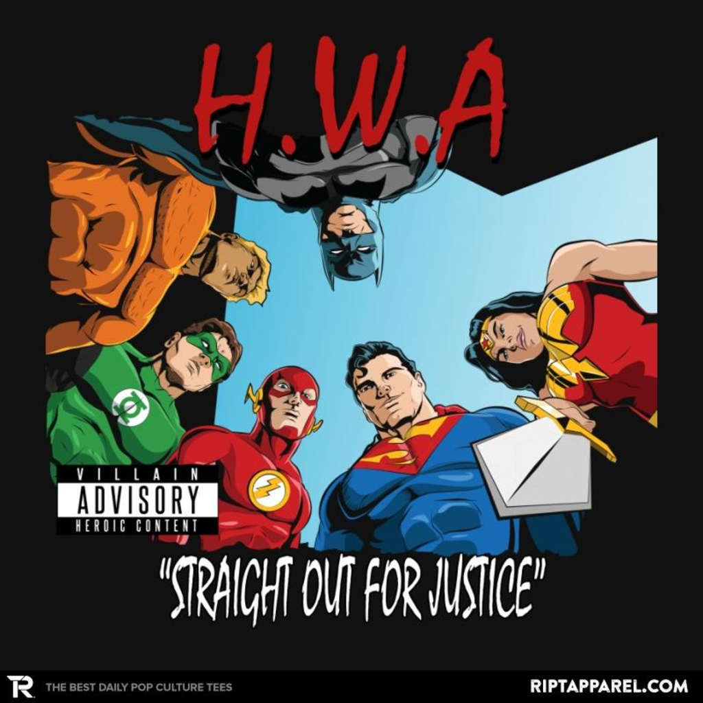 Ript: Straight Out For Justice