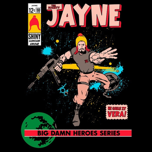 We Heart Geeks: The Mighty Jayne