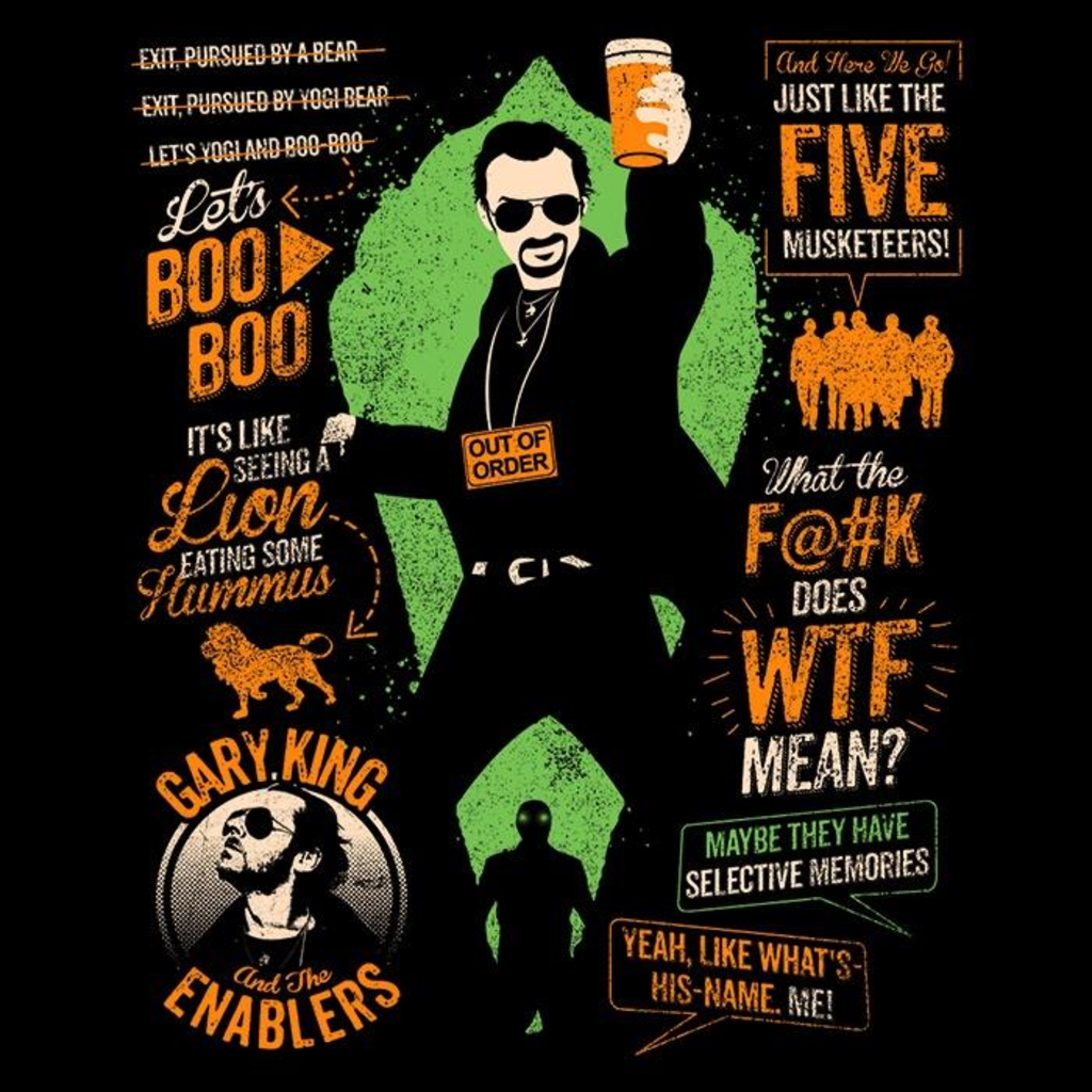 Once Upon a Tee: Worlds End Quotes