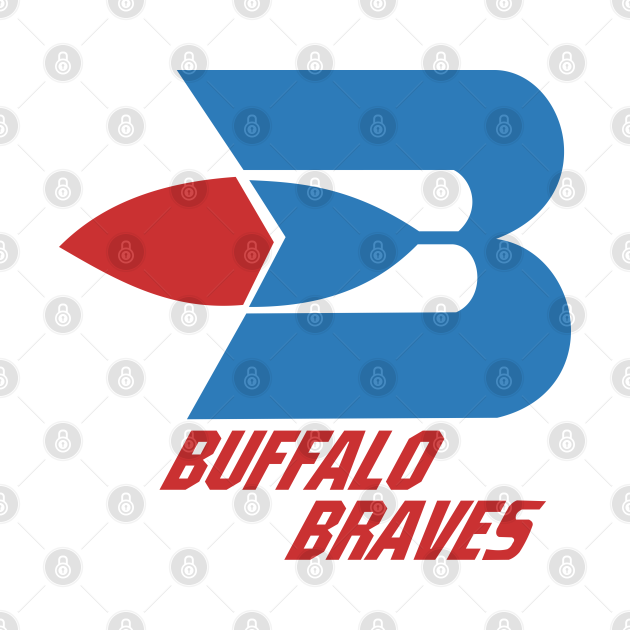 TeePublic: Buffalo Braves