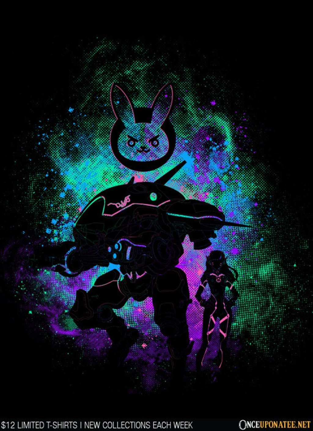 Once Upon a Tee: Gamer Art