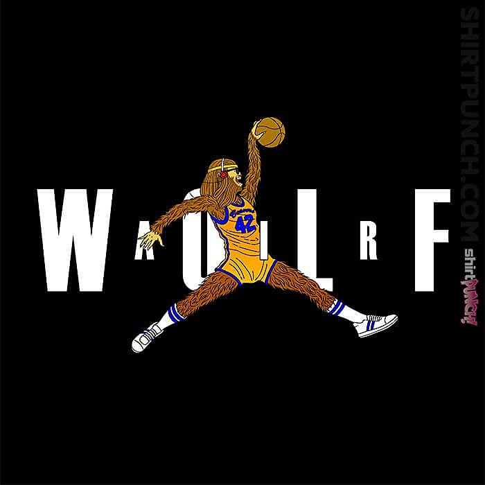ShirtPunch: Air Wolf '85