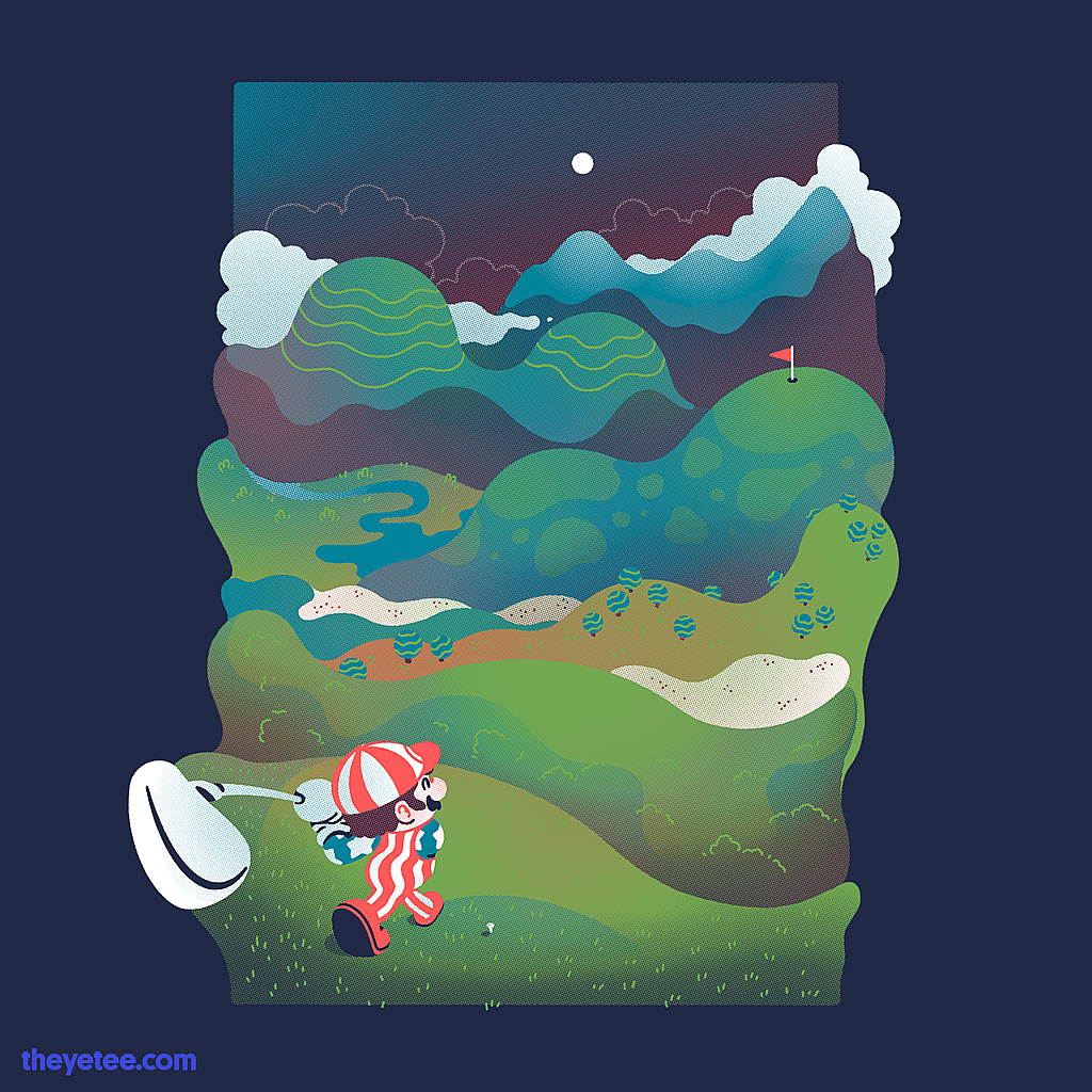 The Yetee: Tee'd Up