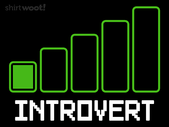 Woot!: I am an Introvert