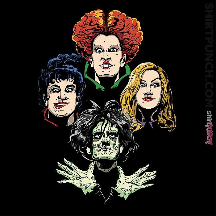 ShirtPunch: Sanderson Rhapsody
