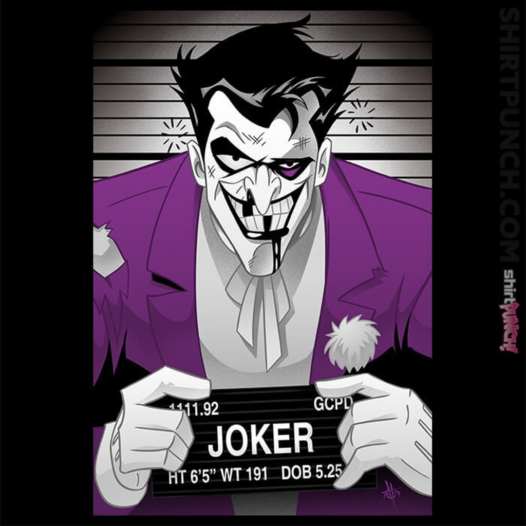 ShirtPunch: The Man Who Laughs