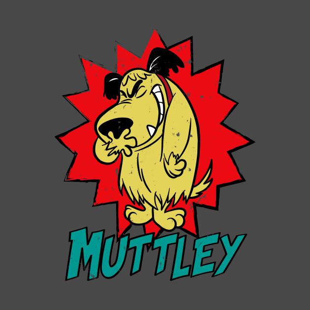 TeePublic: Muttley