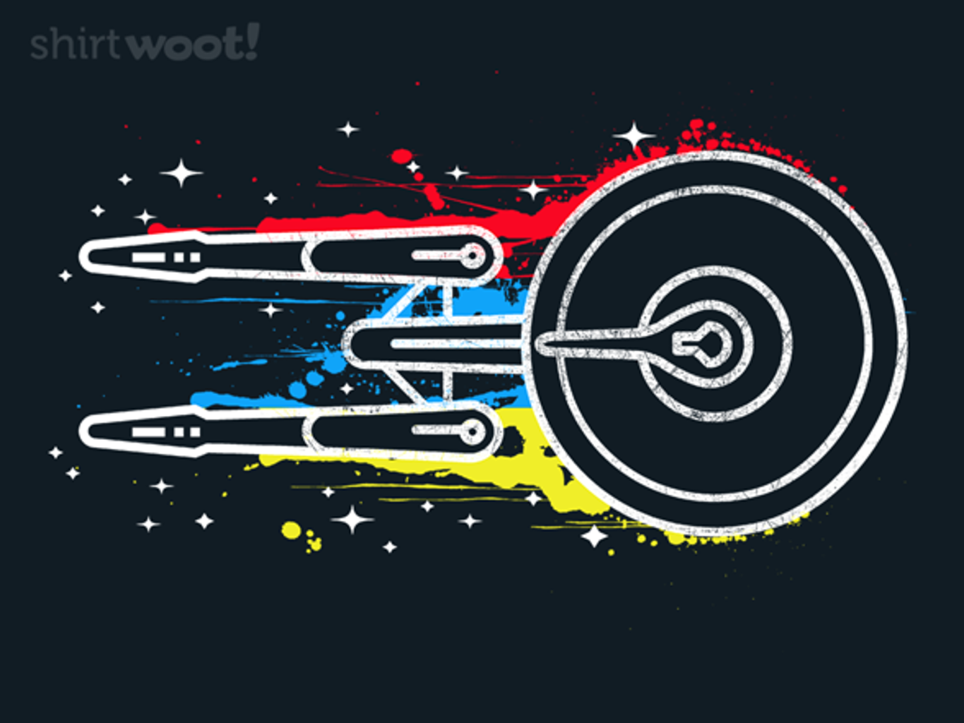 Woot!: Colorful Trek