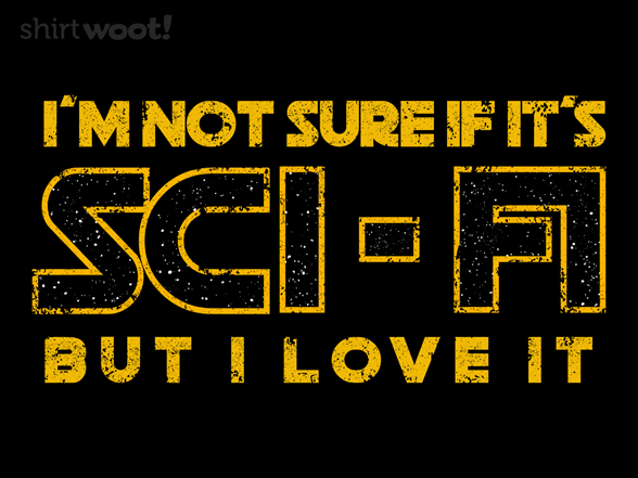 Woot!: What's Sci Fi