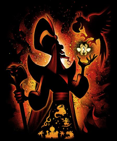 Qwertee: Evil Sorcerer