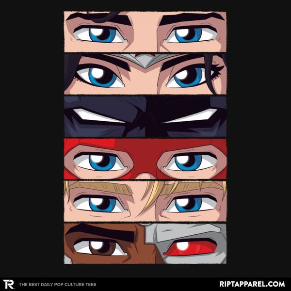 Ript: Eyes Of Justice