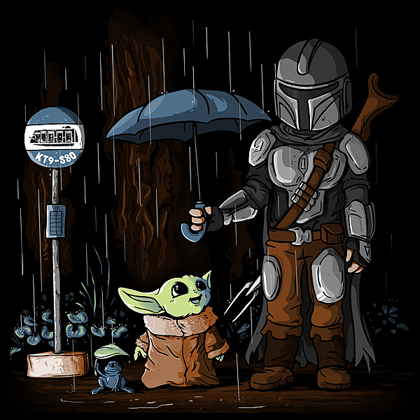 NeatoShop: My Neighbor Mando