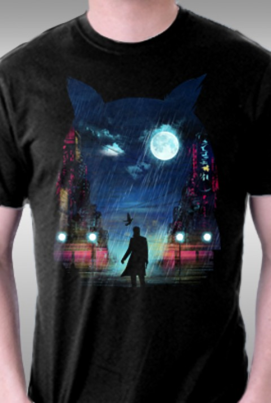 TeeFury: Tears In The Rain