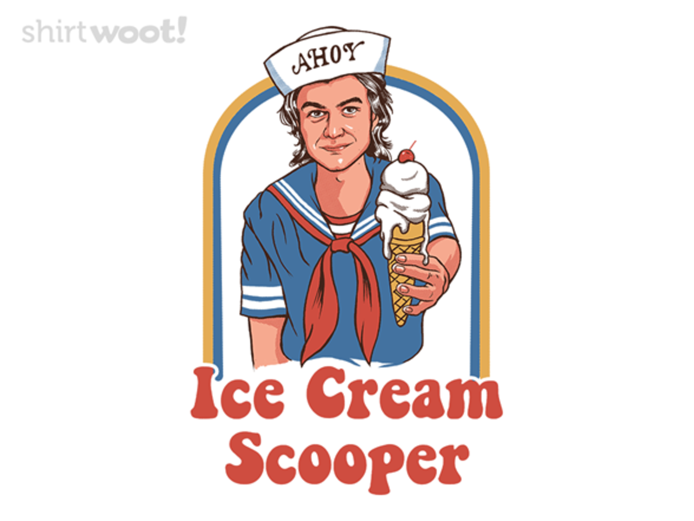 Woot!: Ice Cream Scooper