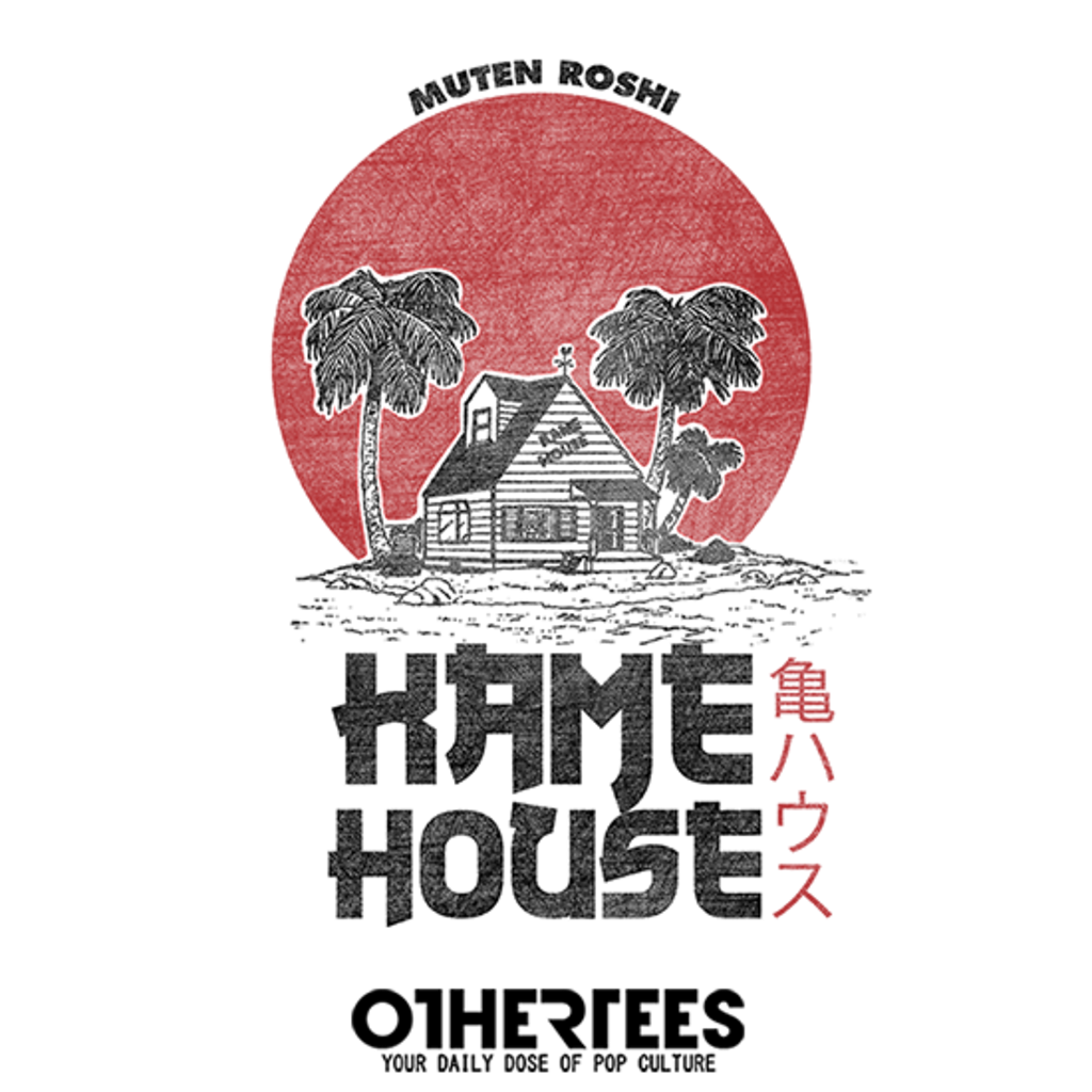 OtherTees: Kame house