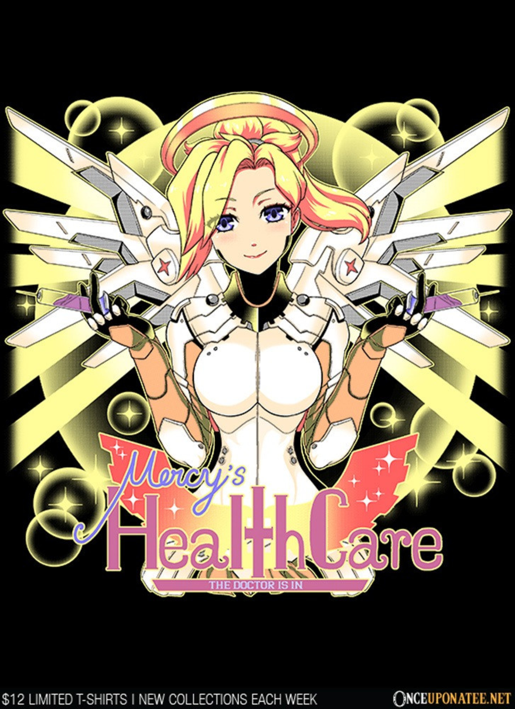 Once Upon a Tee: Mercy's Healthcare