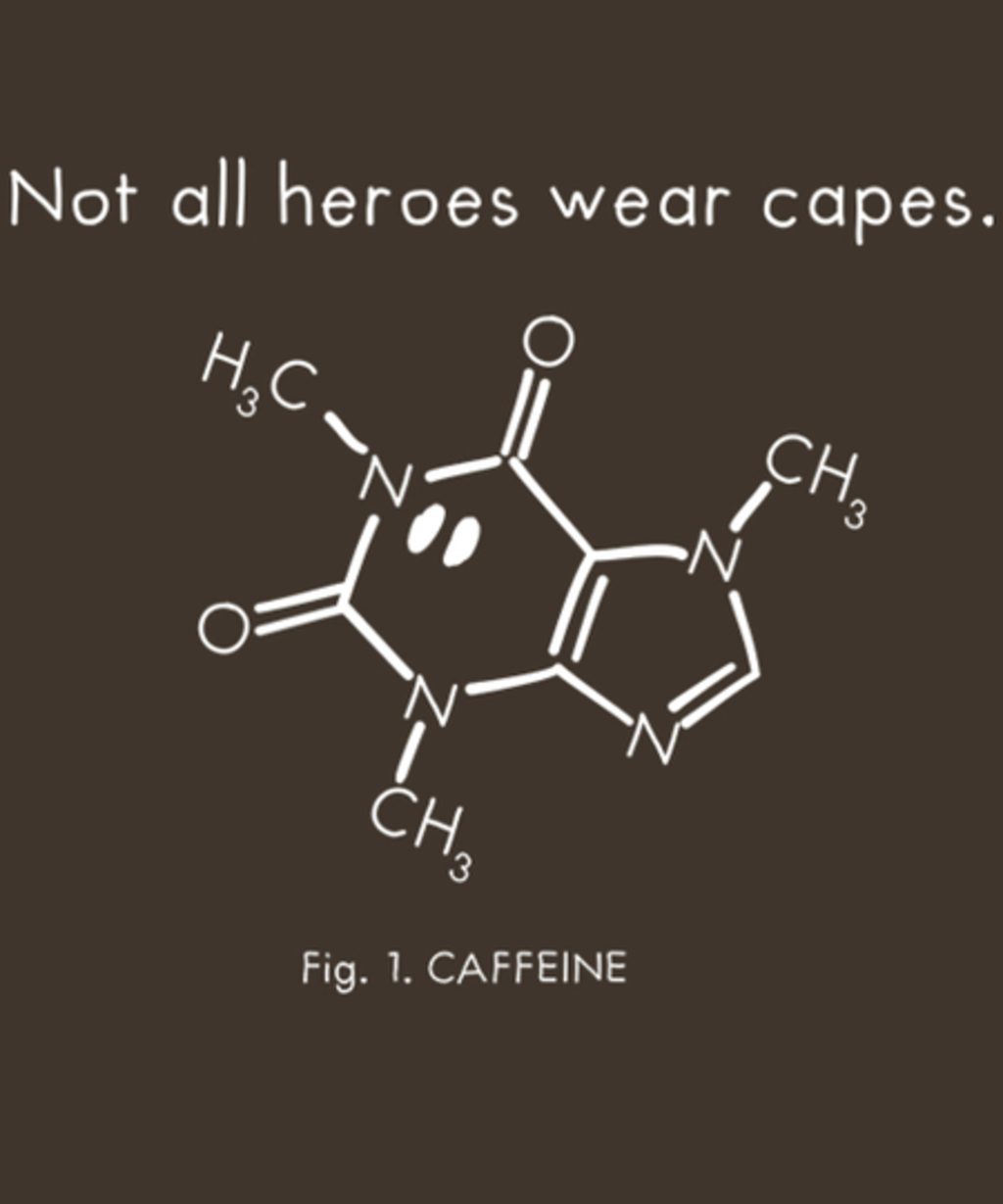 Qwertee: Not All Heroes Wear Capes